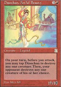 Diaochan, Artful Beauty - Portal Three Kingdoms