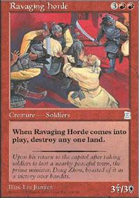 Ravaging Horde - Portal Three Kingdoms