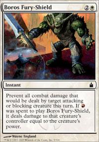 Boros Fury-Shield - Ravnica