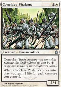 Conclave Phalanx - Ravnica