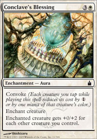 Conclave's Blessing - Ravnica
