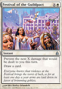 Festival of the Guildpact - Ravnica