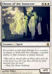 Ghosts of the Innocent - Ravnica