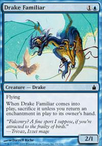 Drake Familiar - Ravnica