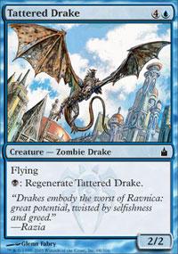 Tattered Drake - Ravnica