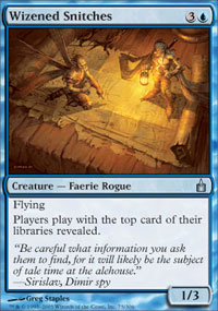 Wizened Snitches - Ravnica