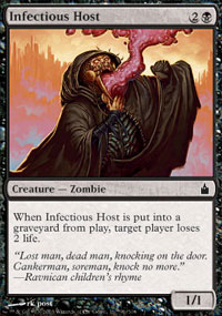 Infectious Host - Ravnica