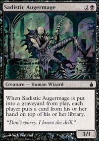 Sadistic Augermage - Ravnica