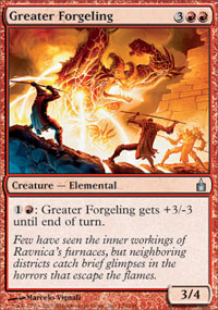 Greater Forgeling - Ravnica