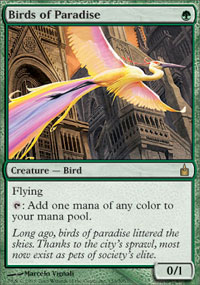 Birds of Paradise - Ravnica