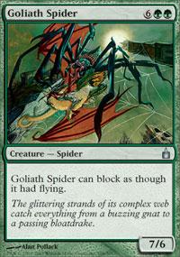 Goliath Spider - Ravnica