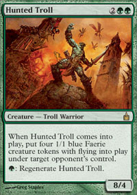 Hunted Troll - Ravnica