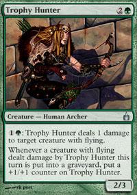 Trophy Hunter - Ravnica