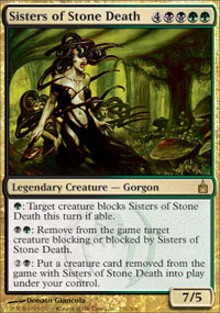 Sisters of Stone Death - Ravnica