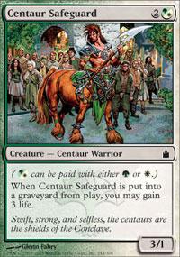 Centaur Safeguard - Ravnica