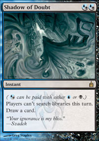 Shadow of Doubt - Ravnica