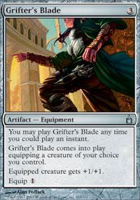 Grifter's Blade - Ravnica