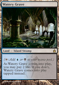 Watery Grave - Ravnica