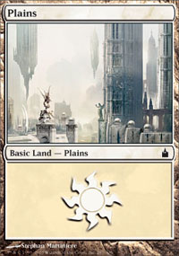 Plains 1 - Ravnica