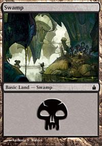 Swamp 3 - Ravnica
