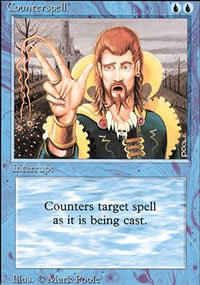 Counterspell - Revised Edition