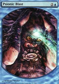 Psionic Blast - Player Rewards