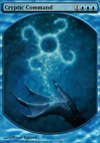 Cryptic Command - Player Rewards