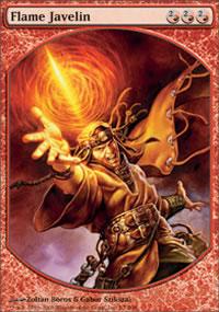 Flame Javelin - Player Rewards