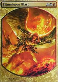 Bituminous Blast - Player Rewards