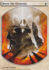 Brave the Elements - Player Rewards