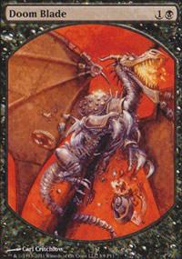 Doom Blade - Player Rewards