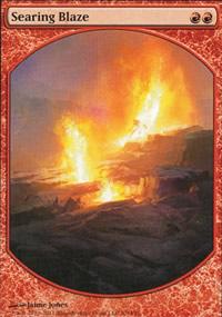 Searing Blaze - Player Rewards