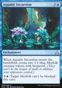 Aquatic Incursion - Rivals of Ixalan