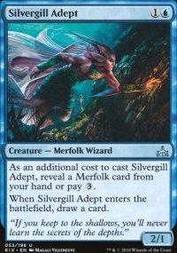 Silvergill Adept - Rivals of Ixalan