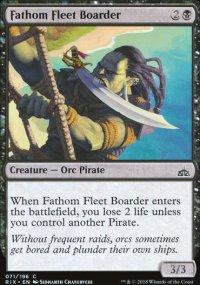 Fathom Fleet Boarder - Rivals of Ixalan