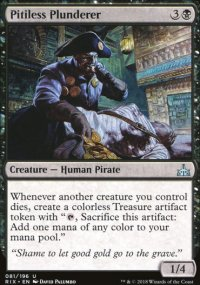 Pitiless Plunderer - Rivals of Ixalan