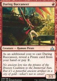 Daring Buccaneer - Rivals of Ixalan
