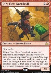 Dire Fleet Daredevil - Rivals of Ixalan