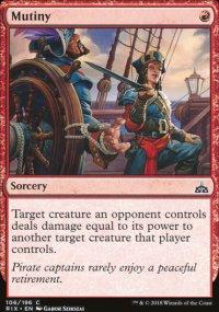 Mutiny - Rivals of Ixalan