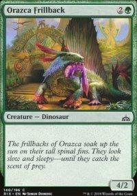 Orazca Frillback - Rivals of Ixalan