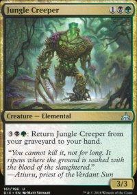 Jungle Creeper - Rivals of Ixalan