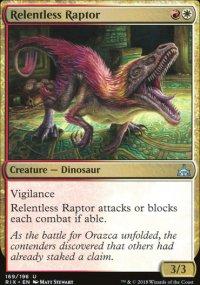 Relentless Raptor - Rivals of Ixalan