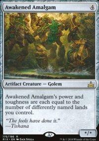 Awakened Amalgam - Rivals of Ixalan