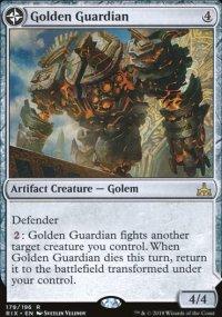 Golden Guardian - Rivals of Ixalan
