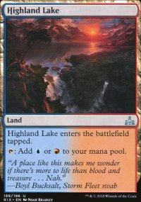 Highland Lake - Rivals of Ixalan