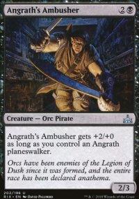 Angrath's Ambusher - Rivals of Ixalan