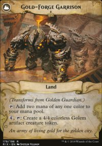Gold-Forge Garrison - Rivals of Ixalan