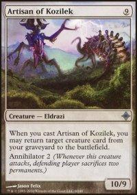 Artisan of Kozilek - Rise of the Eldrazi