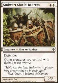 Stalwart Shield-Bearers - Rise of the Eldrazi