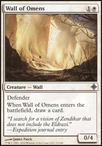 Wall of Omens - Rise of the Eldrazi
